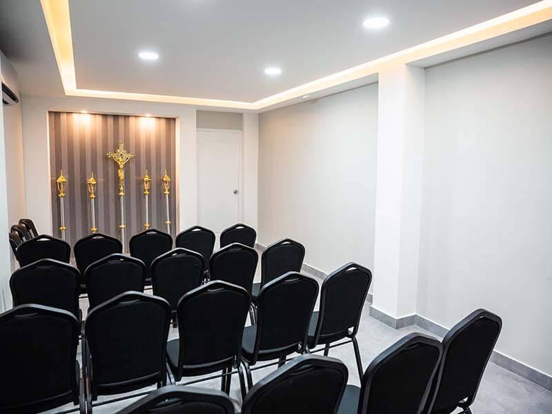Funeraria Divina Misericordia (FUDIMI) - Sala de velaciones