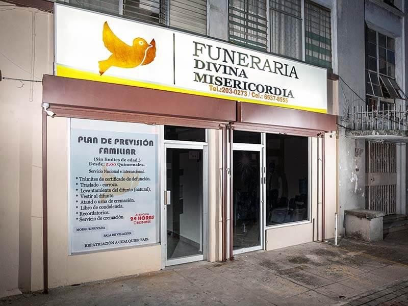 Funeraria Divina Misericordia (FUDIMI) - Servicios funerarios en Panamá